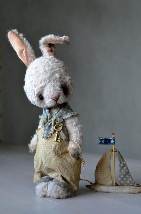 PDF zum Nähen Muster Kaninchen 10 Zoll   Etsy