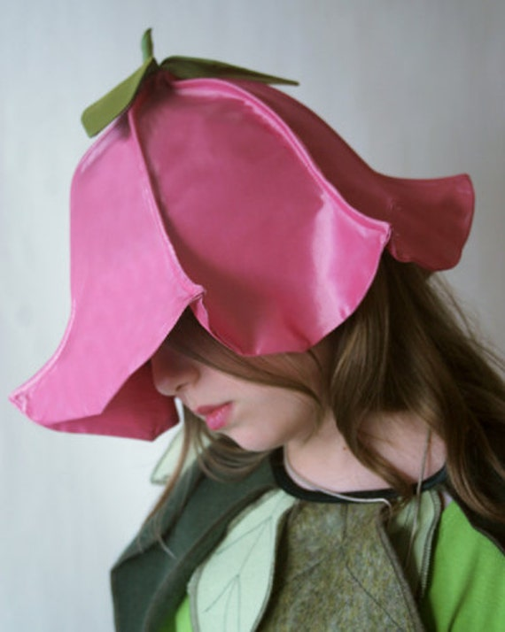 Flower Fairy Hat Pattern  8a05756c9d6
