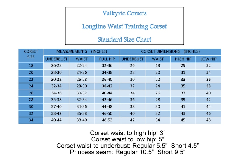 Ivy Longline Waist training Corset