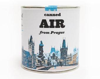 Air From Prague, Original Prague Air, Souvenir, Travel Gift, Gag, Prague Gift, Prague Present, Travel Souvenir, Czech, Prague Air, Funny