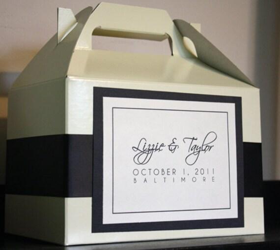 Unique Wedding Welcome Bag Ideas: Custom Wedding Welcome Overnight Guest Bag/Basket Unique