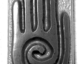 Spiral Hand Novelty Glycerin Soap Big 5 oz Bar U Pick Scent