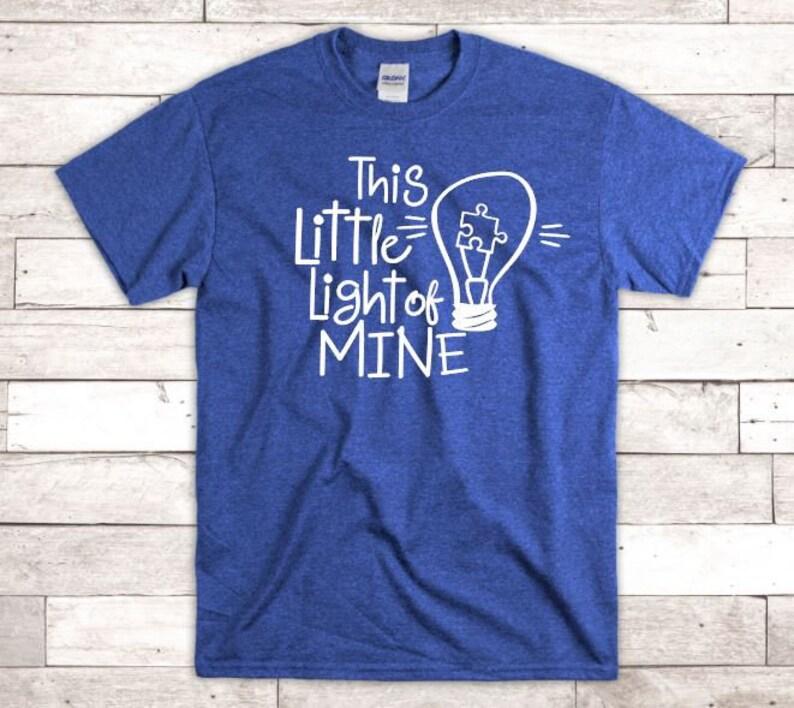 SALE Autism Awareness AU Teacher Shirt image 0