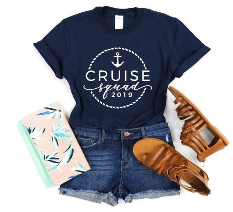 Cruise Squad 2019 Sizes up to 5XL image 0