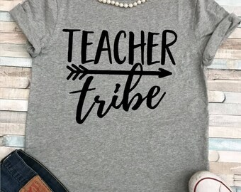 Teacher Tribe Shirt/ Teacher Shirt