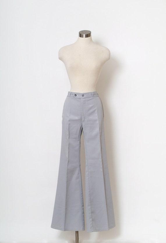 Vintage 70s Pants / Vintage 70's Lee High Waist  J