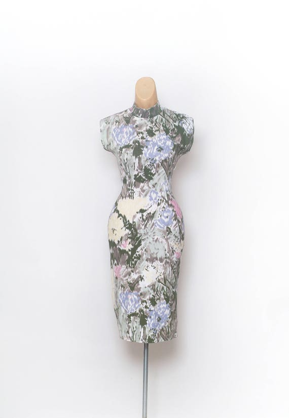 Vintage Dress  / 80s dress / 80s-inspired / 90s ur