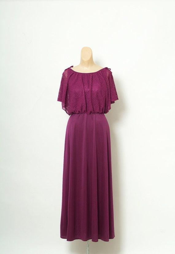 Vintage dress / 70s Dress / Dresses / 1970s  / 70s