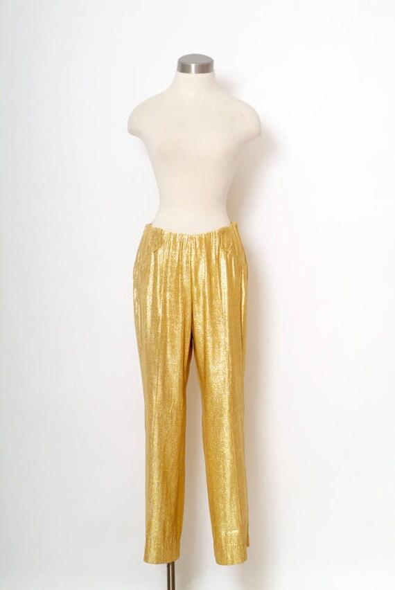 Vintage 1960s Rodeo Pants Suit / Rockabilly / Lass