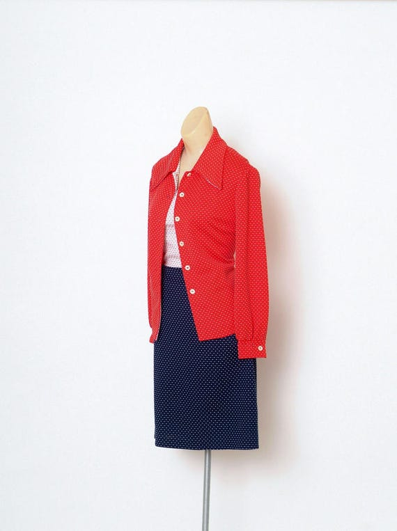 Vintage Dress - Vintage 60s Dress - Mod Dress - 2… - image 4