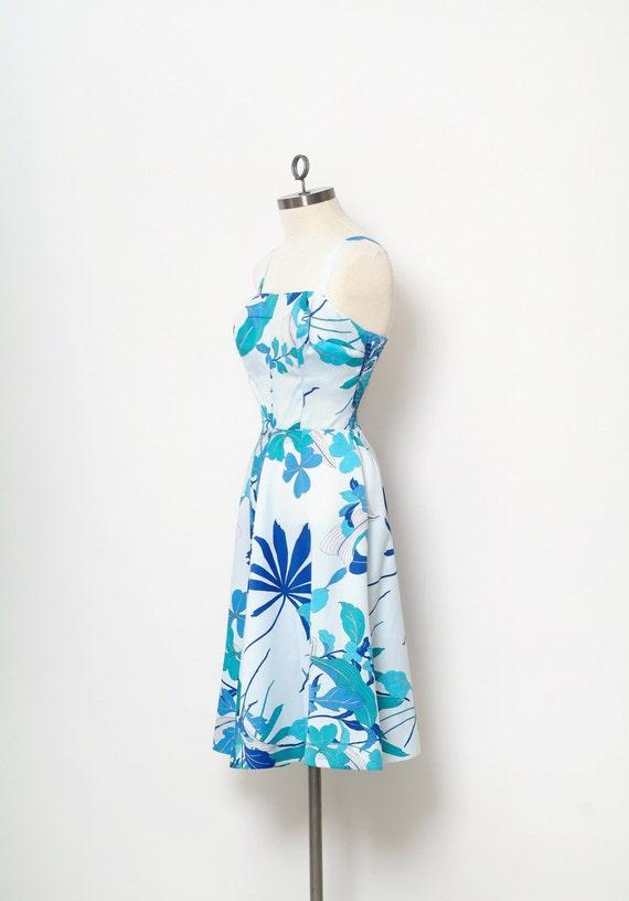 Vintage Hawaiian dress  hawaiian dress  party dress  tiki dress  floral dress  summer dress  girls dress  pink hawaiian dress  3073