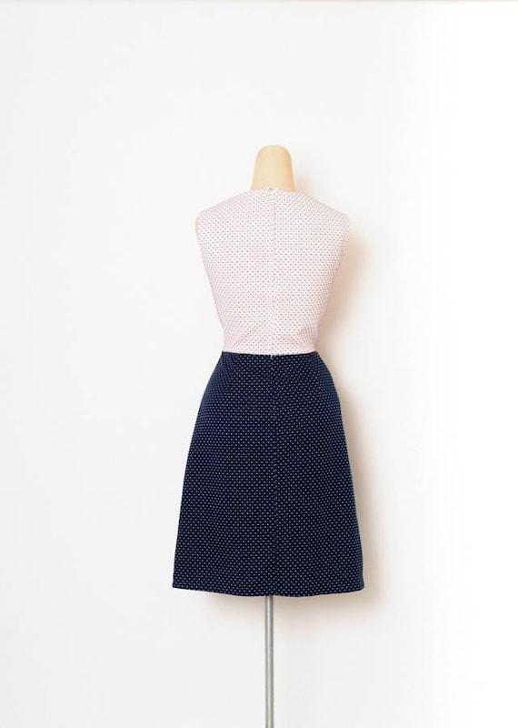 Vintage Dress - Vintage 60s Dress - Mod Dress - 2… - image 5