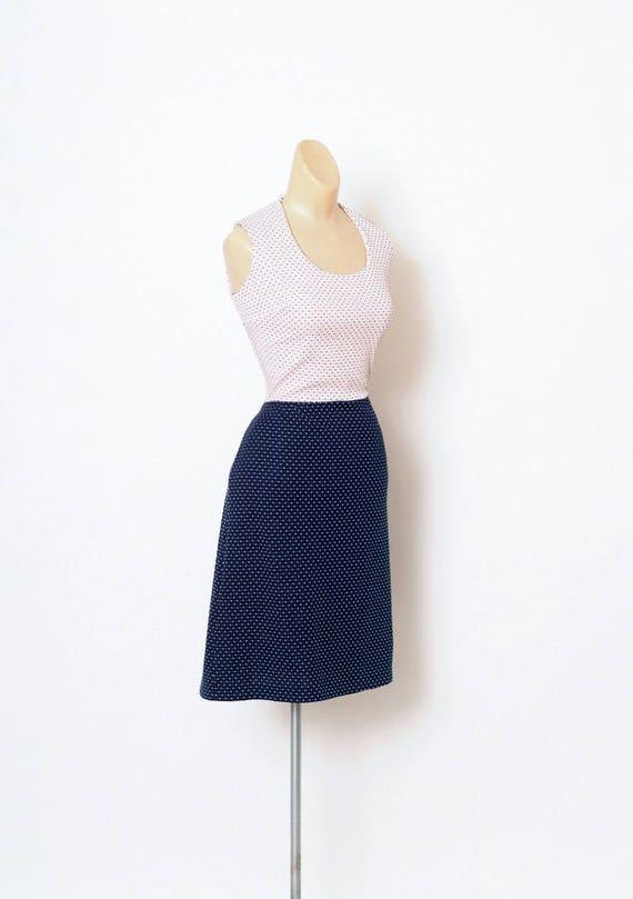 Vintage Dress - Vintage 60s Dress - Mod Dress - 2… - image 3
