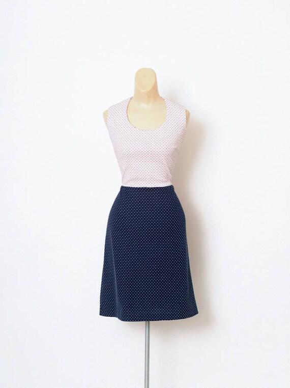 Vintage Dress - Vintage 60s Dress - Mod Dress - 2… - image 2