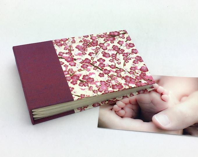 Mini Photo Album for 4x6 Photos / Personalize it