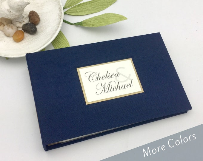 Personalized Mini Photo Album Made to Order for 4x6 photos