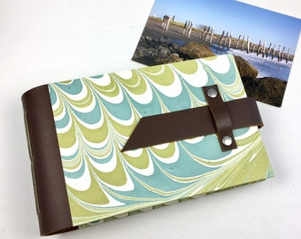 4x6 Mini Photo Album with Sleeves / Title Card Available