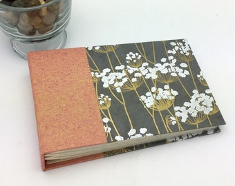 Mini Photo Album with Sleeves / Personalize it