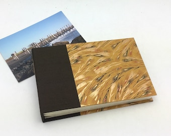 Mini Photo Album, Wheat, holds 36 4x6 photos, In Stock