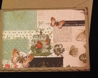 Many Occasion Greeting Card-Handmade Greeting Card