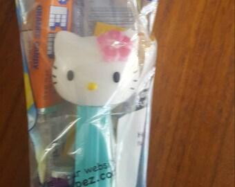Hello Kitty Pez Dispenser, Vintage, Unopened