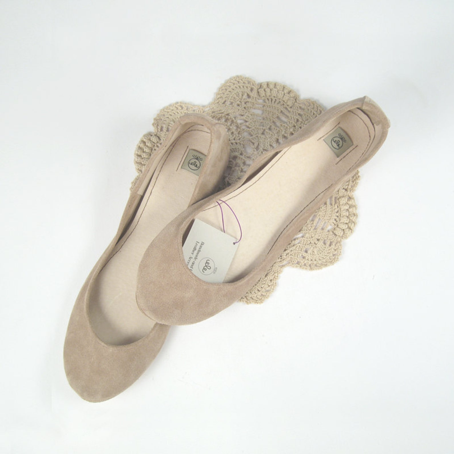 ballet flats shoes. woman shoes. blush bridal shoes. smoke rose shoes. nude ballet flats. bridal flats. wedding shoes. bridesmai