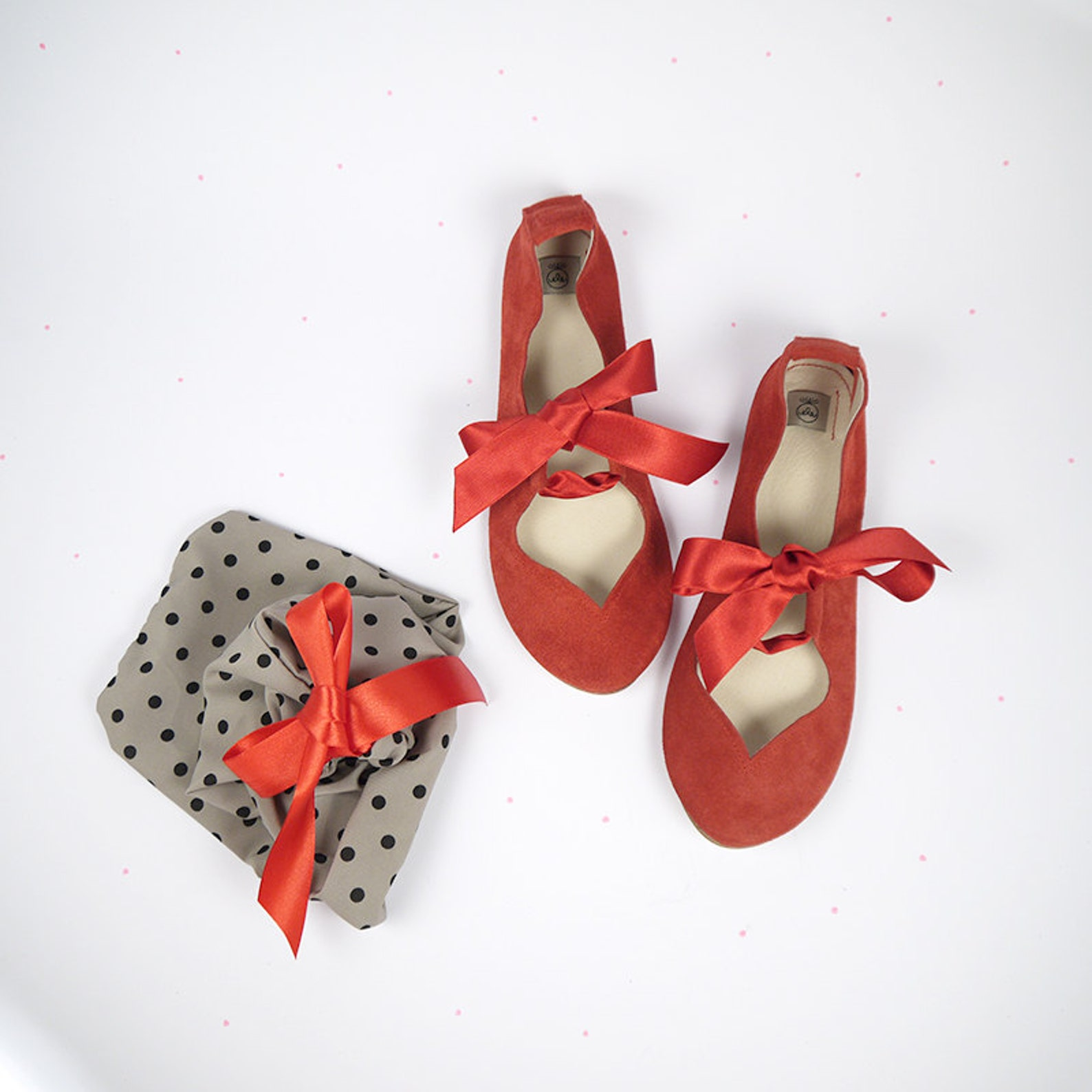 red ballet shoes. ballet flats with ribbon. ballet flats. mary jane shoes. red women shoes. wedding shoes. flat wedding shoes. r