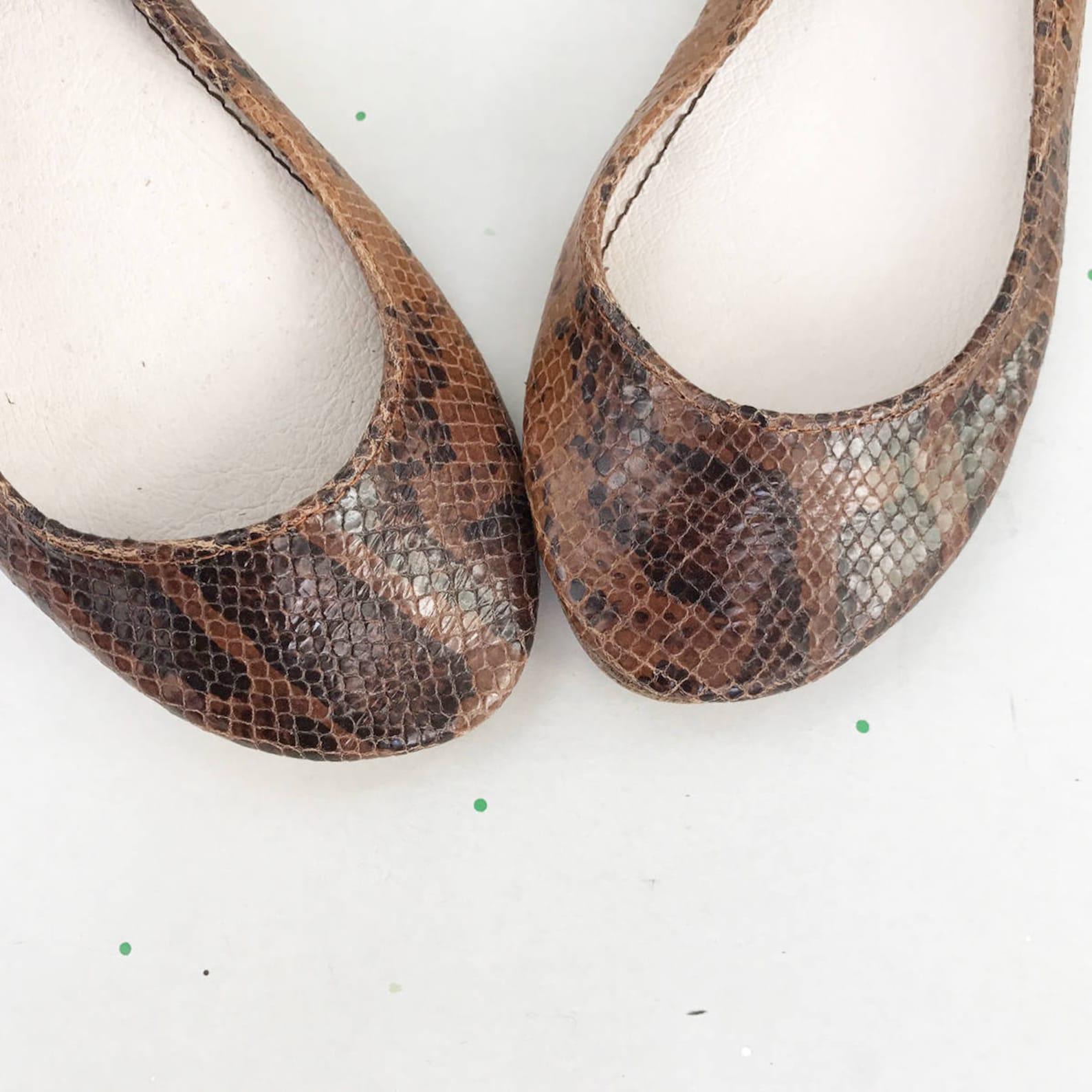 women leather shoes. women flats. ballet flats. handmade ballet flats. brown leather shoes. shoes women. italian leather shoes.