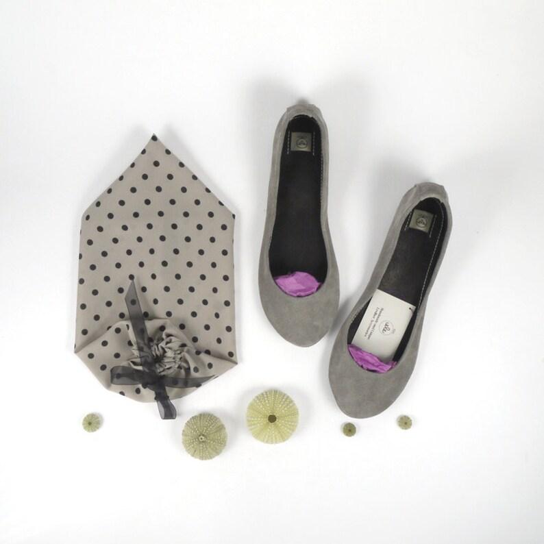 90160ea54f4 Leather Ballet Flats. Bridal Shoes. Women Shoes. Low Heel