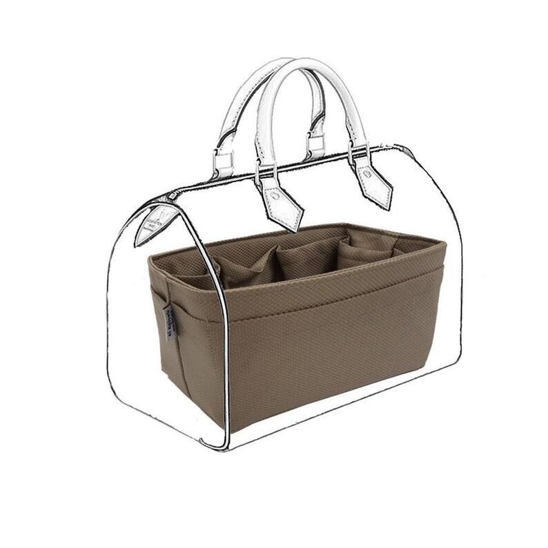 Purse Insert fit Louis Vuitton Speedy 30  Birthday LV Bags image 0