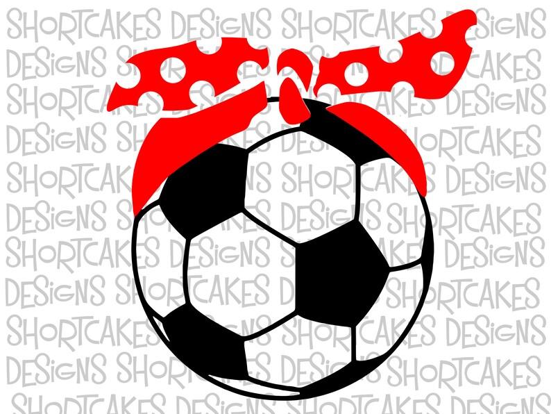 Digital Download Rosie The Riveter Soccer Ball image 0