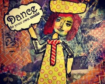 Mixed Media: Dance