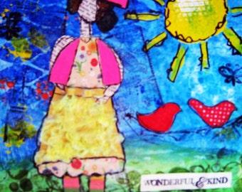 She Art Nursery Childrens Art