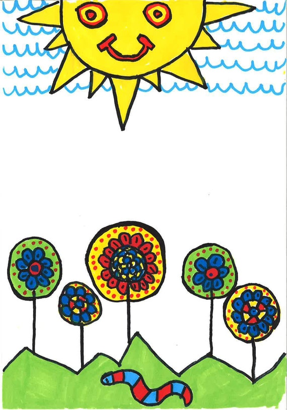Nursery Art 8 x 10 Print