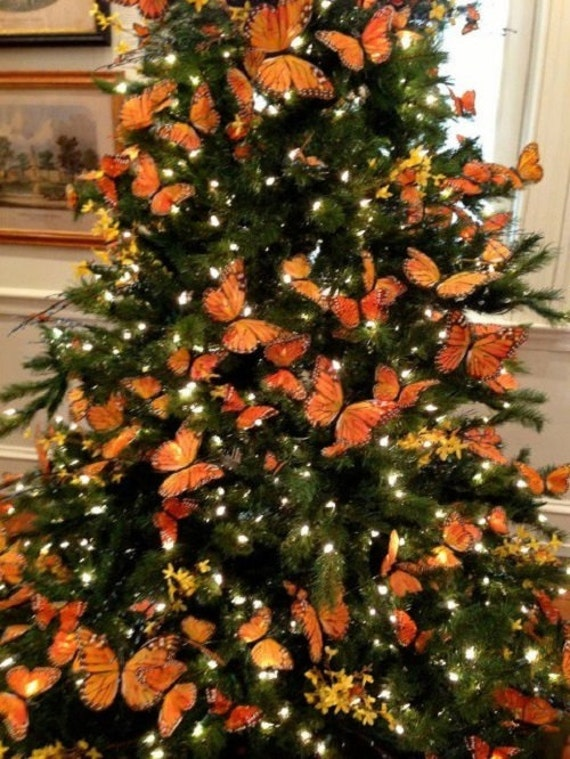 image 0 - Orange Christmas Decorations