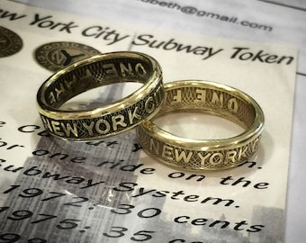 Cleaning, Polishing & Refinishing of PREVIOUSLY PURCHASED NYC Ring