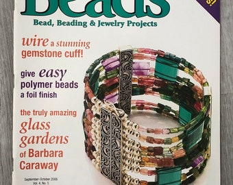 Step by Step Beads Magazine Sept-Oct 2006