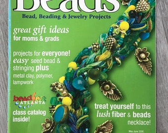 Step by Step Beads Magazine May-June 2006