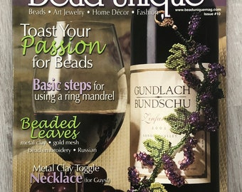 Bead Unique Magazine Fall 2006