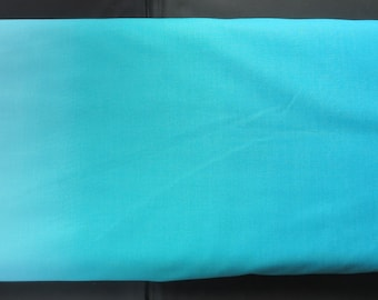 Ombre Turquoise 10800 209 by V and Co. for Moda Fabrics - 1 1/4 yards