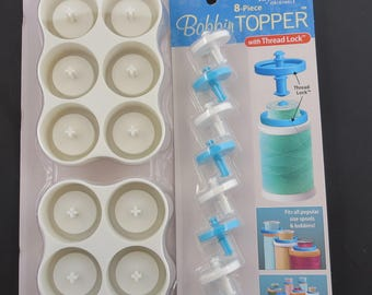 Bobbin Topper And 12 Spool  - Spool & Bobbin Buddy - Taylor Seville -