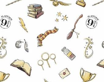 Harry Potter -  Tossed  Harry Potter 23800603 - 1 - Camelot Collection - Hogwarts