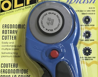Olfa RTY-2DX 45MM 1136602 Olfa - Ergo Cutter