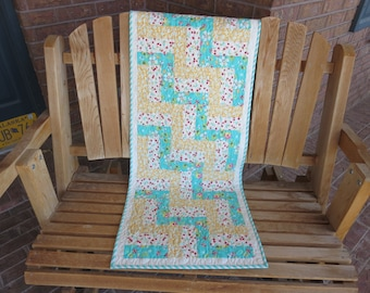 Homemade - Prairie Table Runner 2