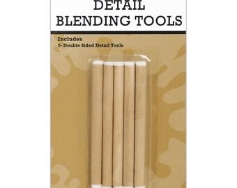 Ranger Detail Blending Tools 5/Pkg - IBT62172