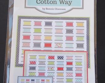 Bonnie & Camille Bobbin Box Quilt Pattern - 1002 Cotton Way