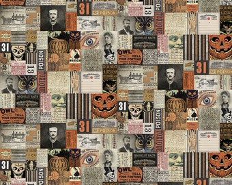 Tim Holtz - Receipt - Tim Holtz Eclectic Elements - 31st - Multi - PWTH088 Multi - Back in Stock