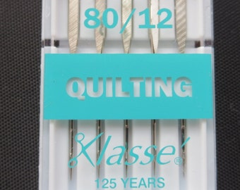 Klasse Quilting Machine Needle Size 12/80 # A6148-80