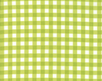 Bonnie Camille Vintage Holiday - Bonnie and Camille Seasonal Christmas Plaid Light Green - 5516416- 3 Day Price of 8.99 A Yard