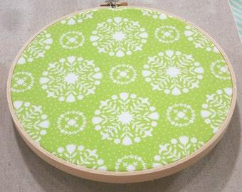 Bonnie Camille - Handmade - Bonnie Camille Floral Olivia Light Green  - 55141 14
